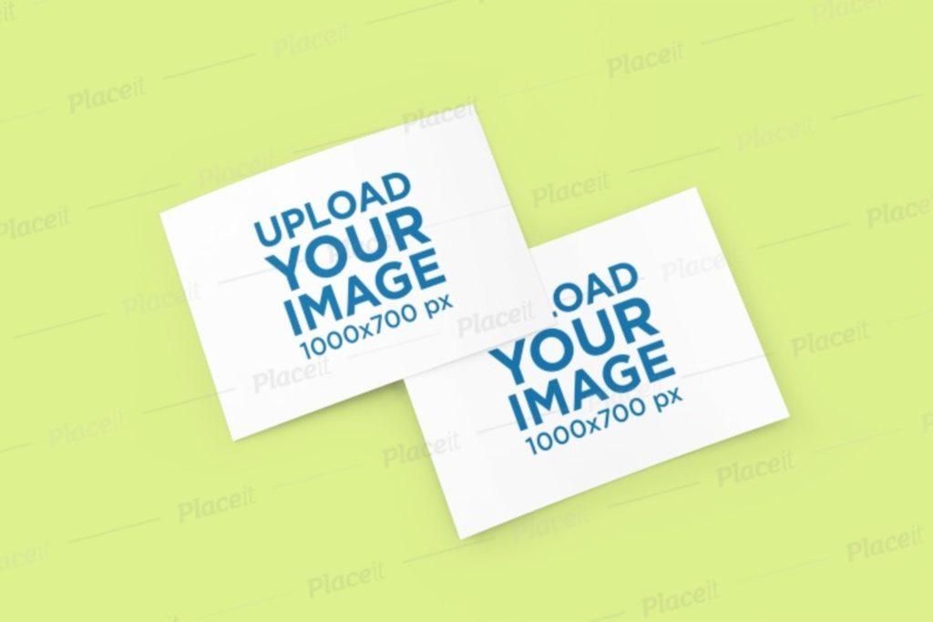 postcard-mockups-3-1024x683 20+ Postcard Mockup Templates (Free & Pro) design tips