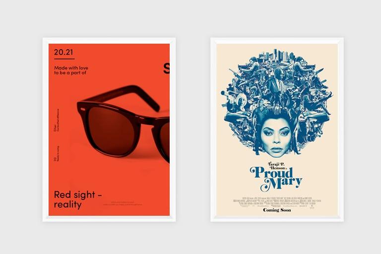10 Poster Design Ideas & Inspiration