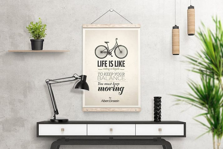 Best Poster Mockup Templates