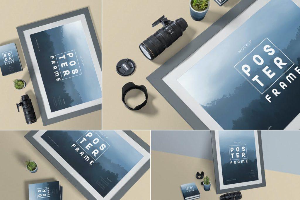 poster-mockups-14-1024x683 20+ Poster Mockup Templates (Free & Premium) design tips