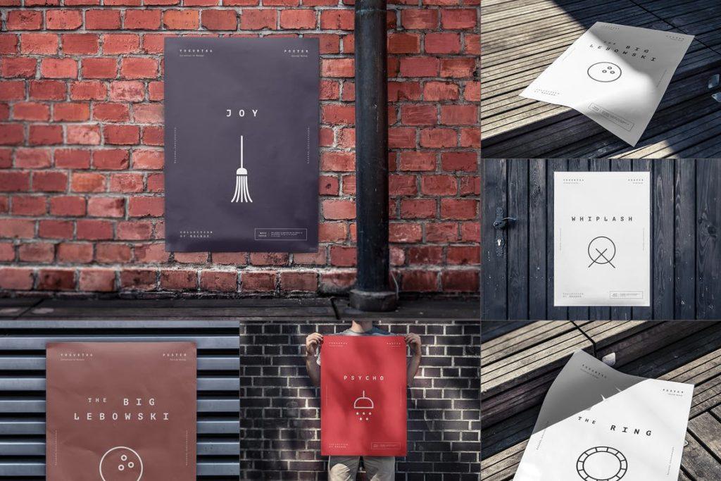 poster-mockups-17-1024x683 20+ Poster Mockup Templates (Free & Premium) design tips