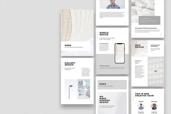 15  best powerpoint flyer templates