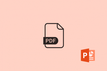 How to Convert a PDF to PowerPoint