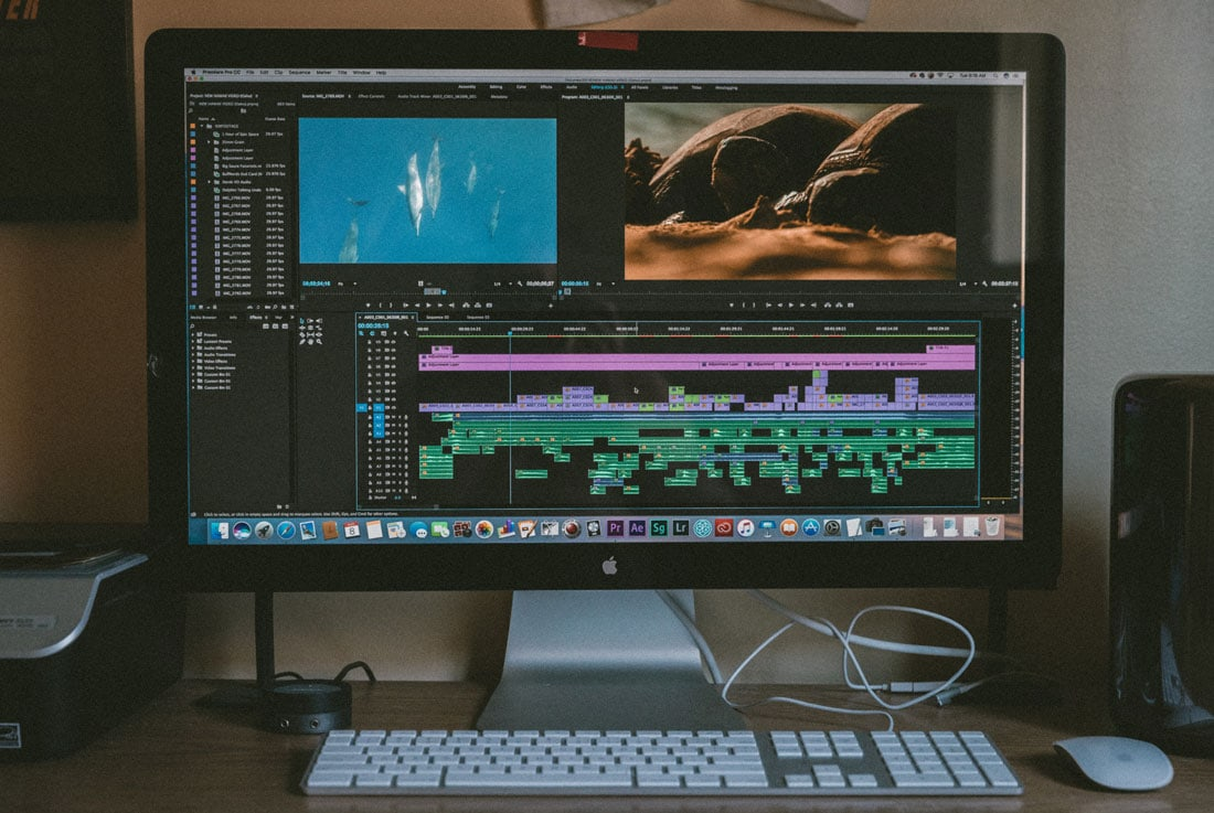 what is premiere pro