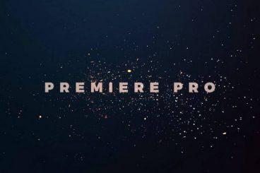 40+ Best Premiere Pro Animated Title Templates 2020