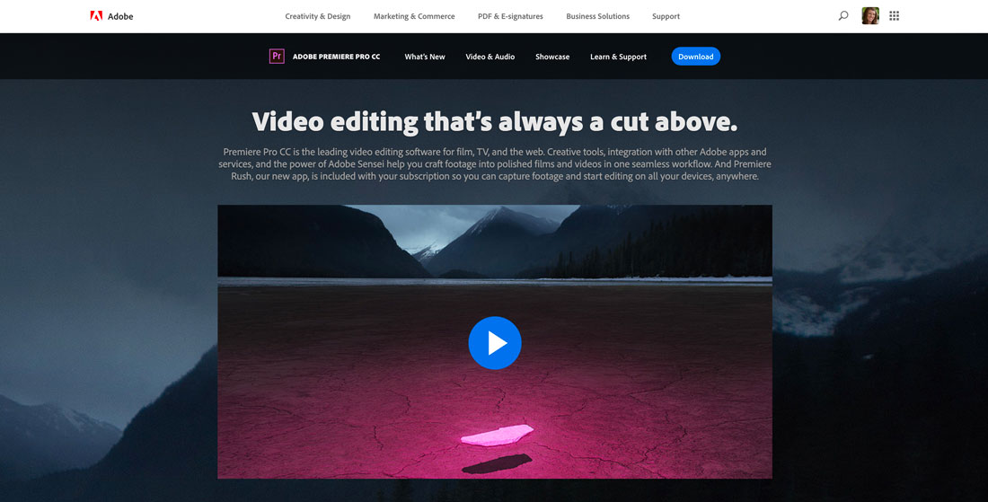 after effects vs premiere