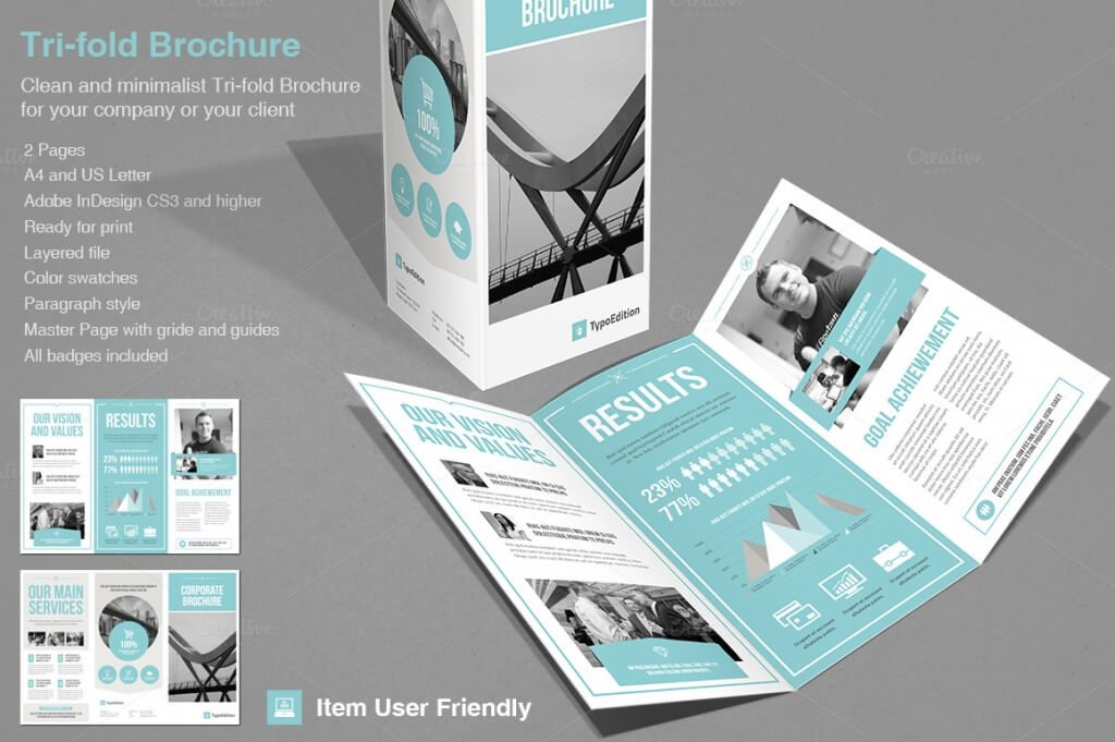 free brochure software