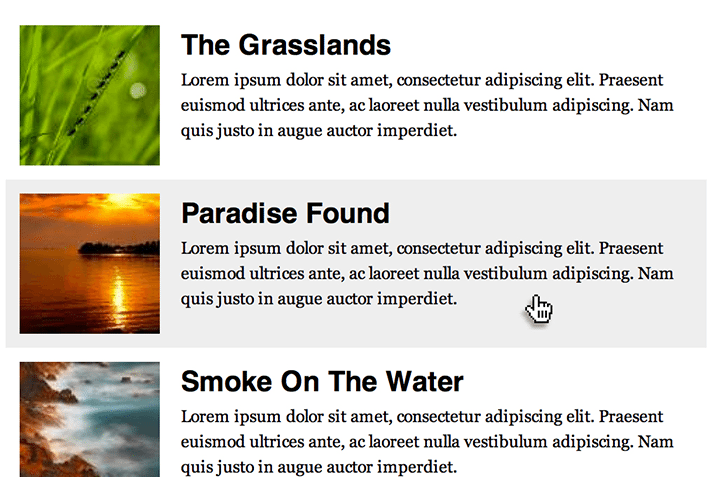 5 Simple And Practical Css List Styles You Can Copy And