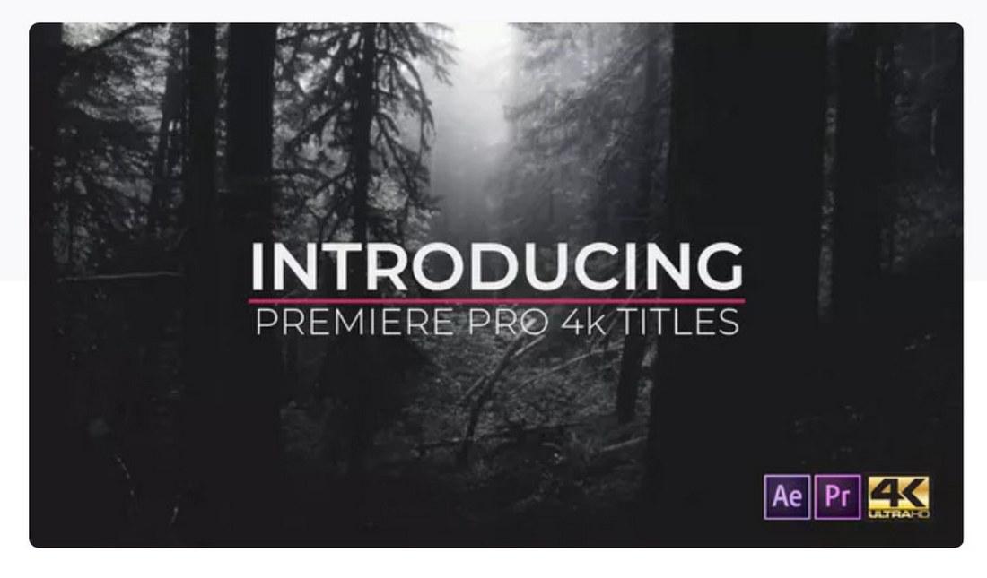 pro-titles-4k-premiere-pro-template 30+ Best Premiere Pro Templates 2019 design tips