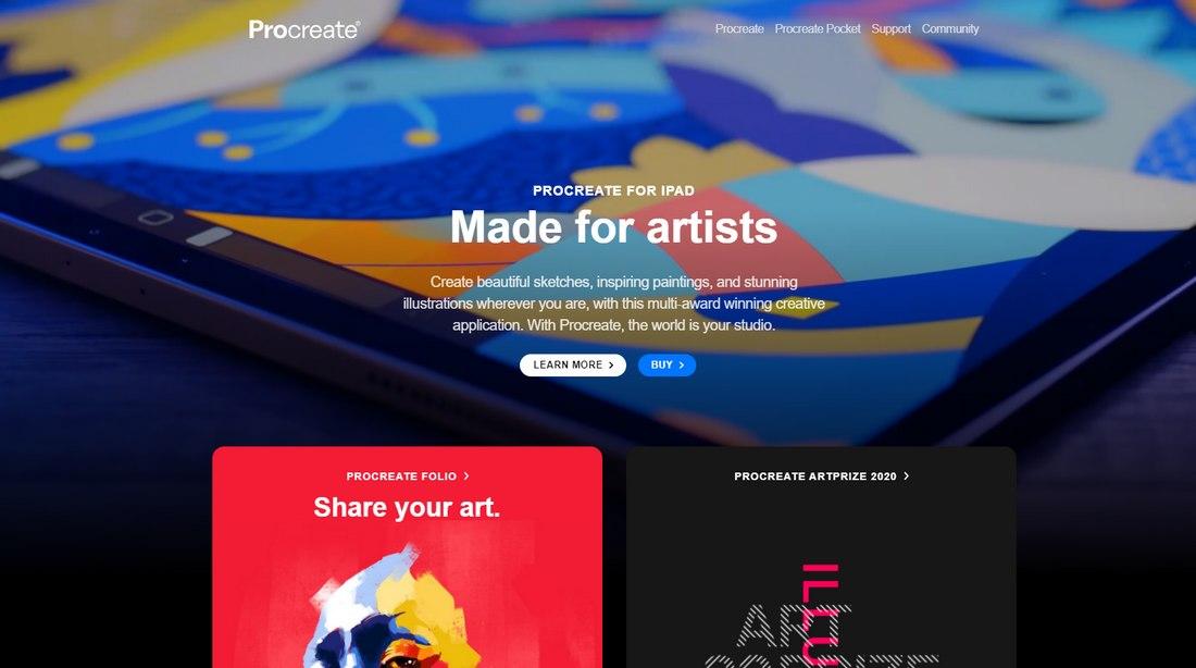 procreate-2 5 Procreate Tips for Pro iPad Design design tips