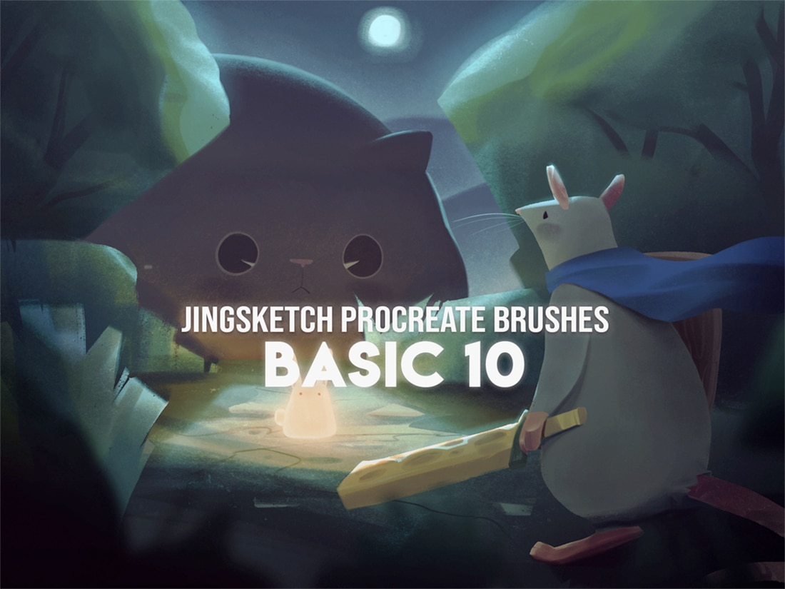 how to download procreate brushes