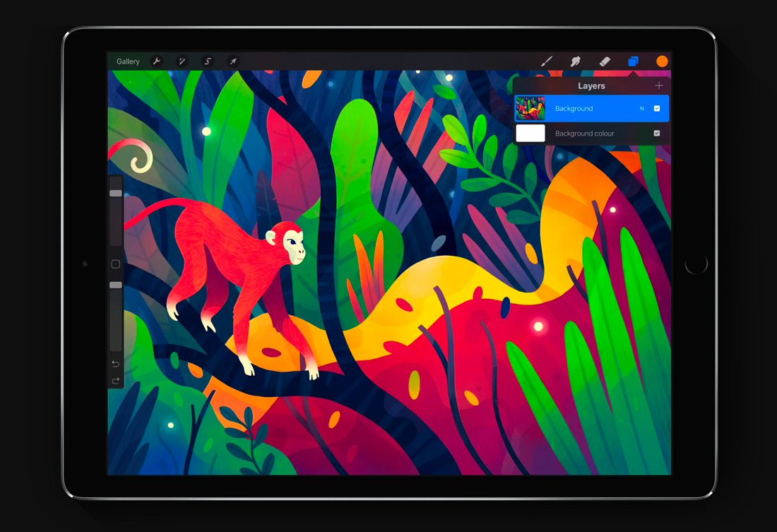 procreate-layers Procreate vs. Photoshop: Should You Make the Switch? design tips  Graphics|Software|photoshop|procreate