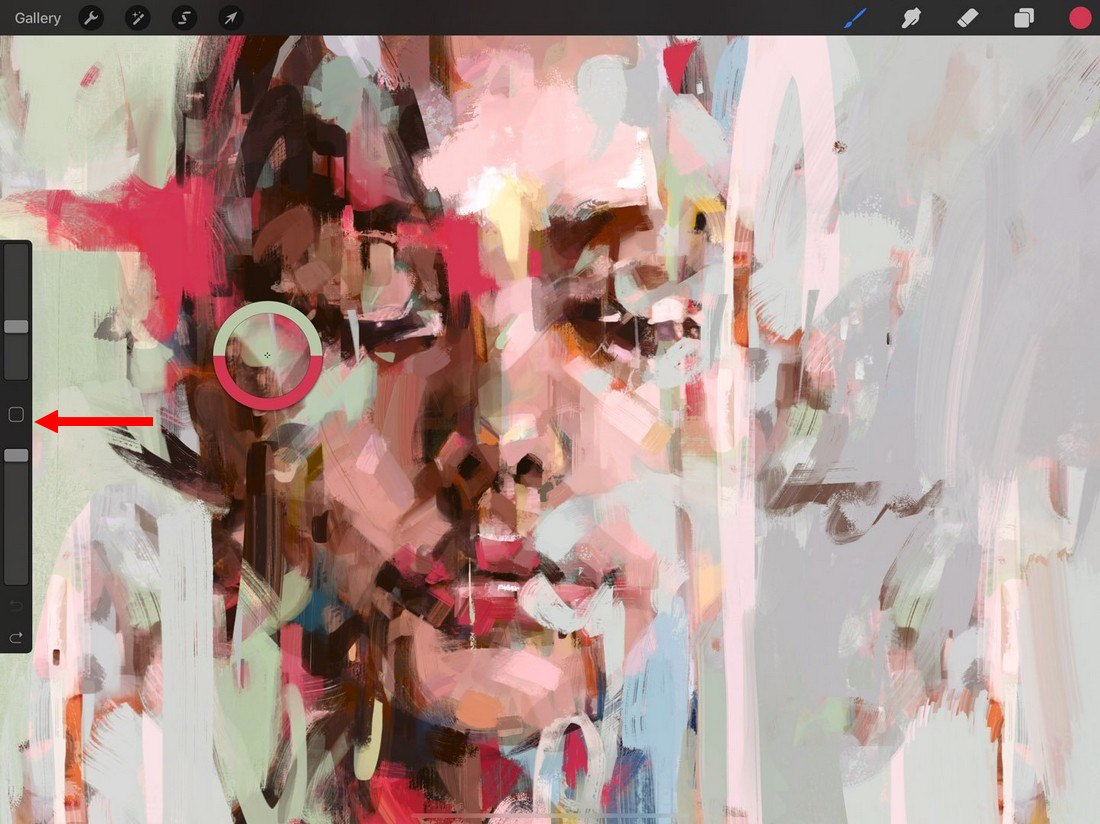 procreate-sample-colors 5 Procreate Tips for Pro iPad Design design tips