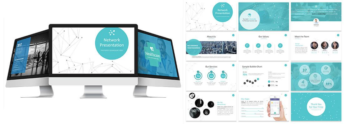 3 Professional Powerpoint Templates (And How To Use Them) | Design