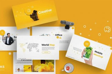 10 Professional PowerPoint Templates (And How to Use Them)