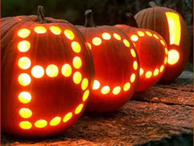 pumpkin carving idea