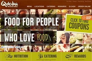 Good Design Taste Test: Three Fast Casual Restaurant Websites Compared
