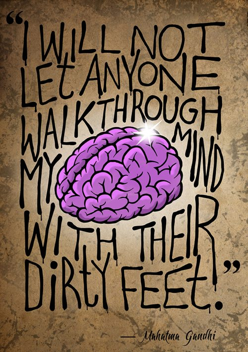 Quotes Typography Poster Designs 13