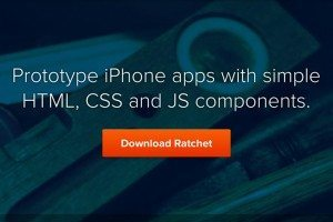 Ratchet: Prototype iPhone Apps on the Fly in HTML