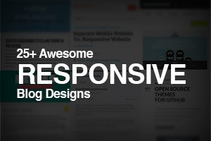 25+ Awesome Responsive Blog Designs