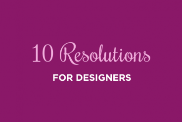 10 New Year's Resolutions for Designers in 2019