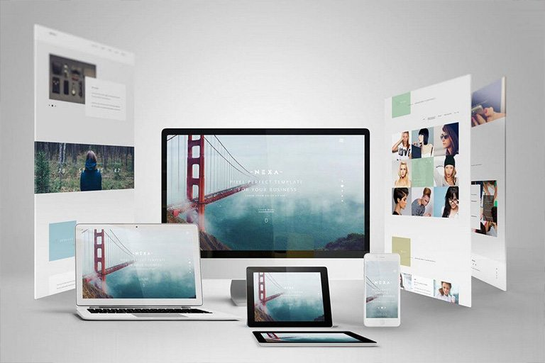 20 best responsive website app mockup templates design shack