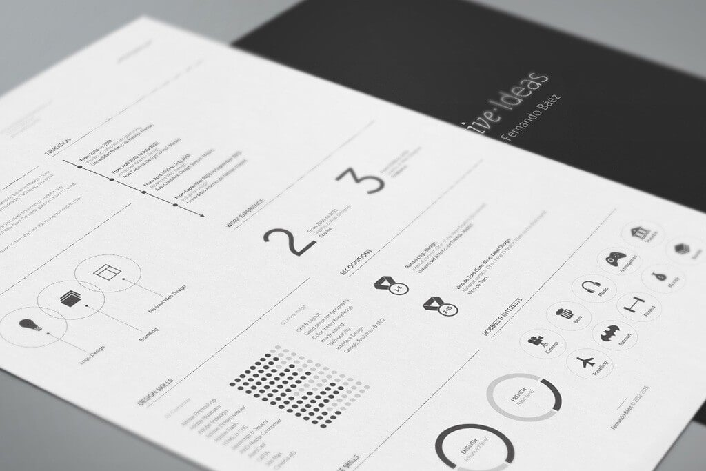 Best Resume Templates the 10 best resume templates youll want to download now repined The Best Cv Resume Templates 50 Examples Design Shack