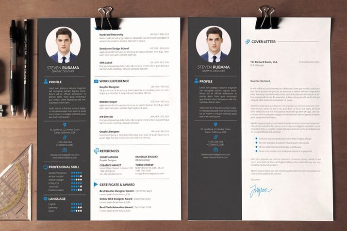 Tips For A Better Freelance Resume  Design Shack