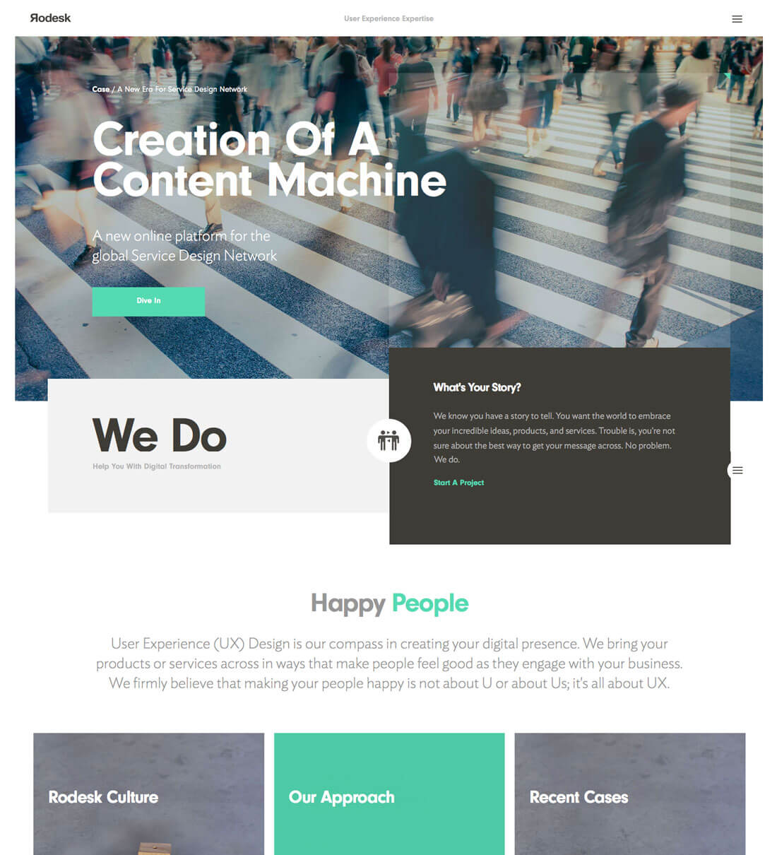 layout ideas - Web Design Project Ideas