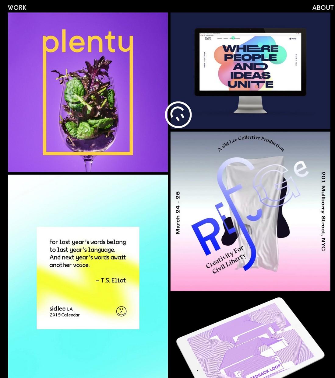 ruimadesign 10 Best Graphic Design Portfolio Examples + Templates design tips