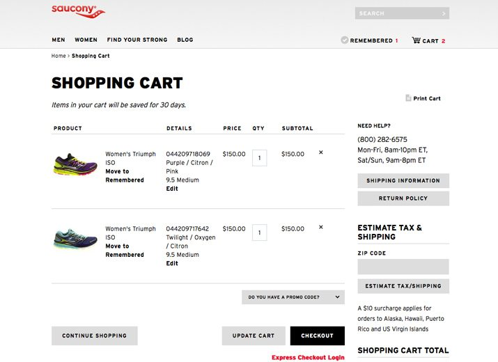 7 Tips for Designing a Better Checkout Page
