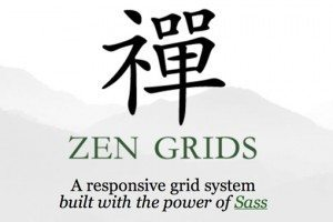 Zen Grids: A Responsive Grid System Built on Sass