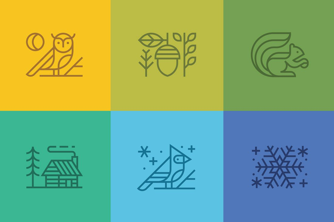 season-icons Icon Design in 2019: The Key Trends design tips