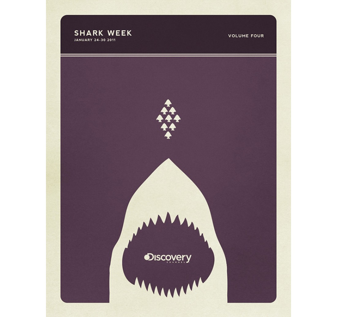 shark-week-poster 10 Minimal Poster Design Examples (+10 Templates) design tips