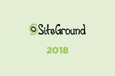 A Year of SiteGround in 2018