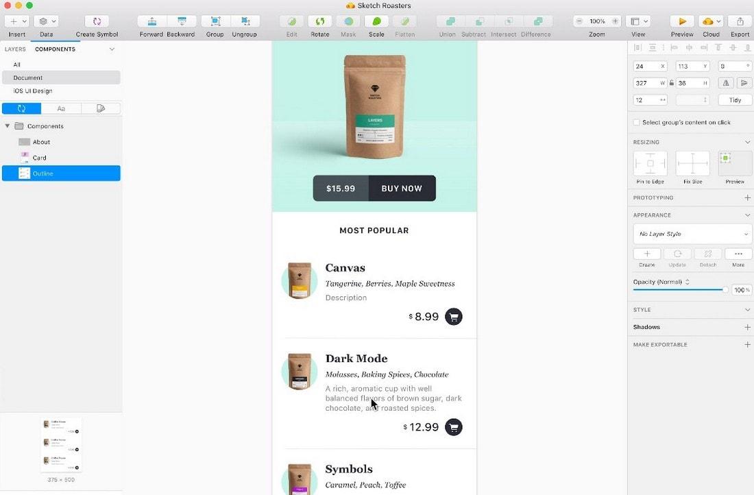 sketch-2-1 10 Best Prototyping Tools for Designers 2021 design tips