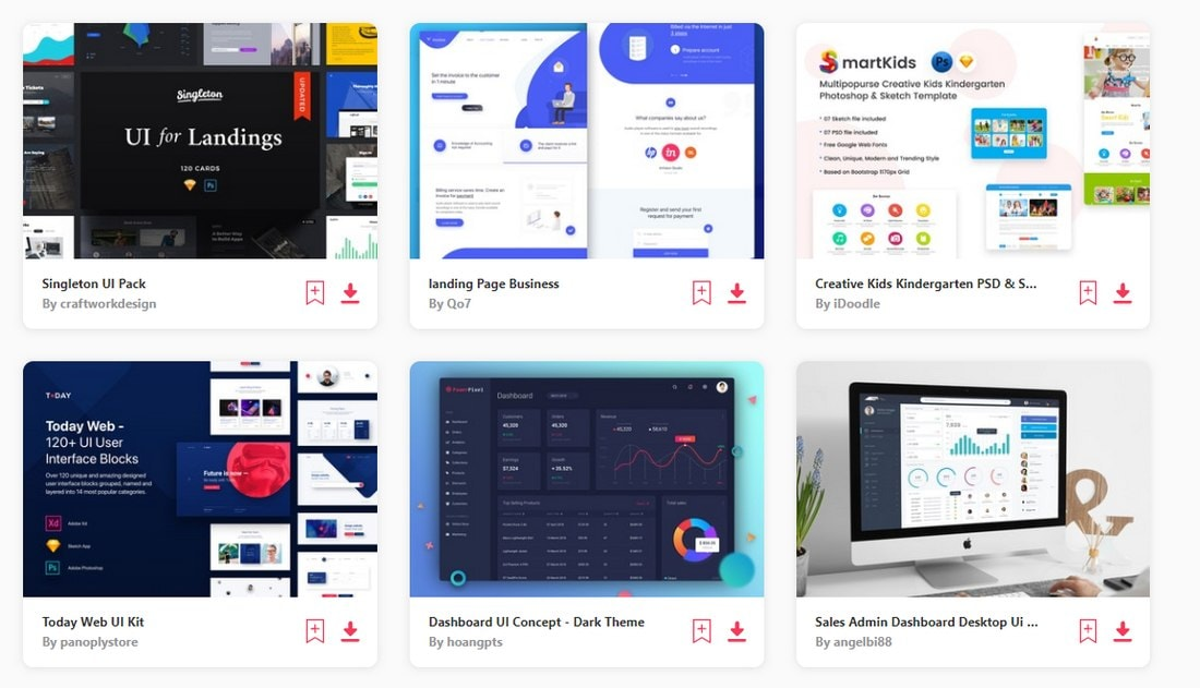 sketch-templates Sketch vs. Figma vs. Adobe XD: Which Design Tool Is Best for Beginners? design tips  Software