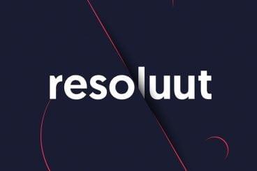 Design Trend: Sliced Text & Typography