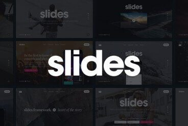 Win One of Three Copies of Slides Framework (Worth $249)