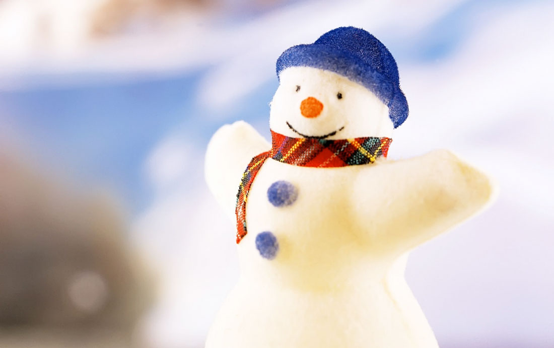 snowman-wallpaper 25+ Christmas Desktop Backgrounds & Wallpapers design tips