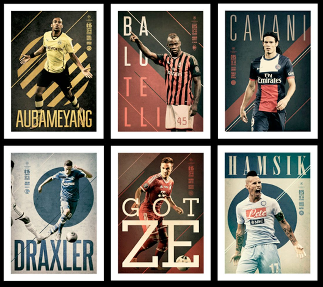 soccer-cards 10 Tips for Perfect Poster Design design tips