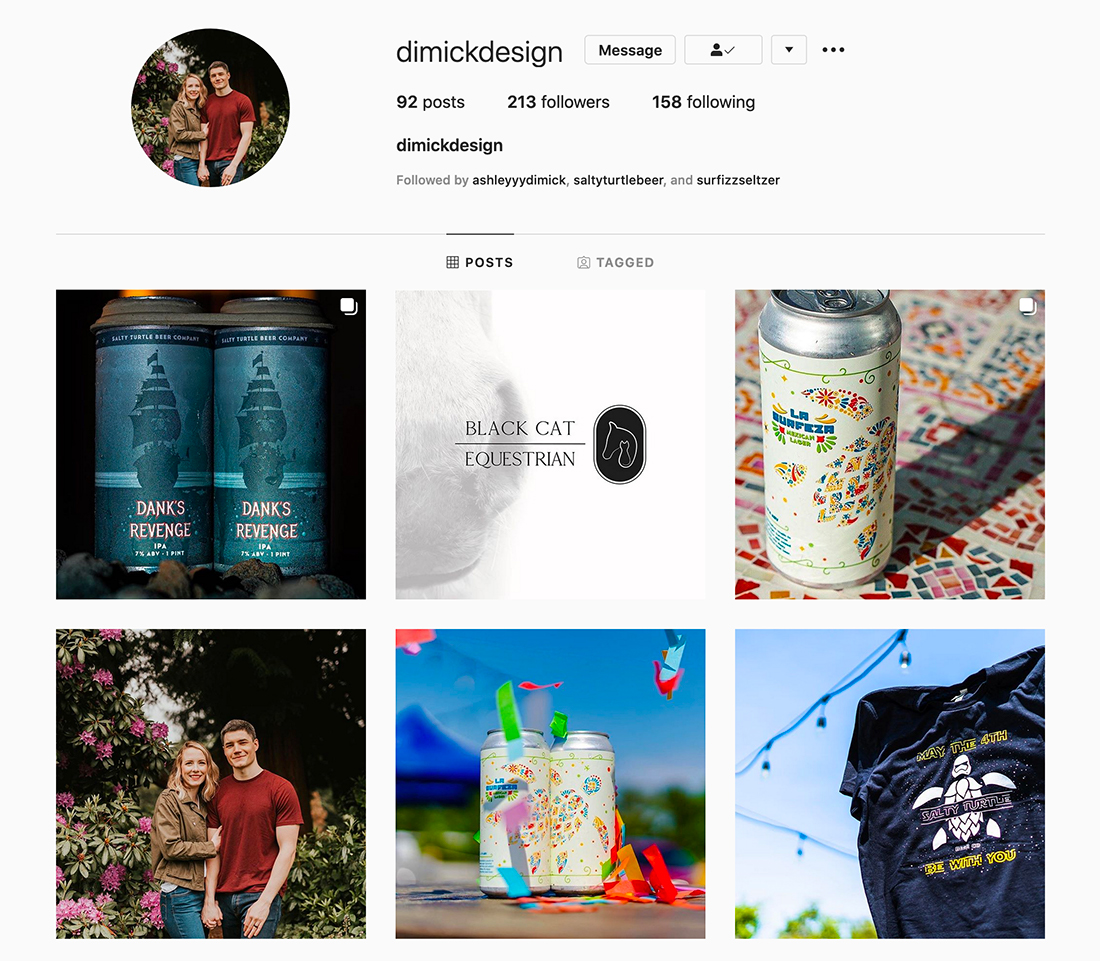 social-dimick 11 Tips to Boost Your Design Profile on Social Media (Without Looking Sleazy) design tips