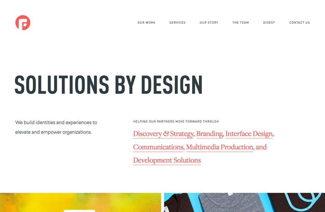 design contrast