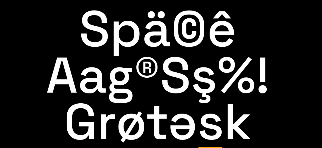 space-grot 9 Reasons Why You Should Use Open-Source Fonts design tips