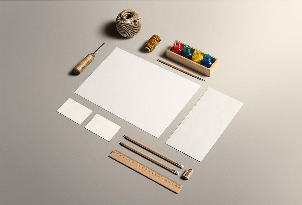 stationery-mockups-11 20+ Stationery Mockup Templates (Free & Premium) design tips