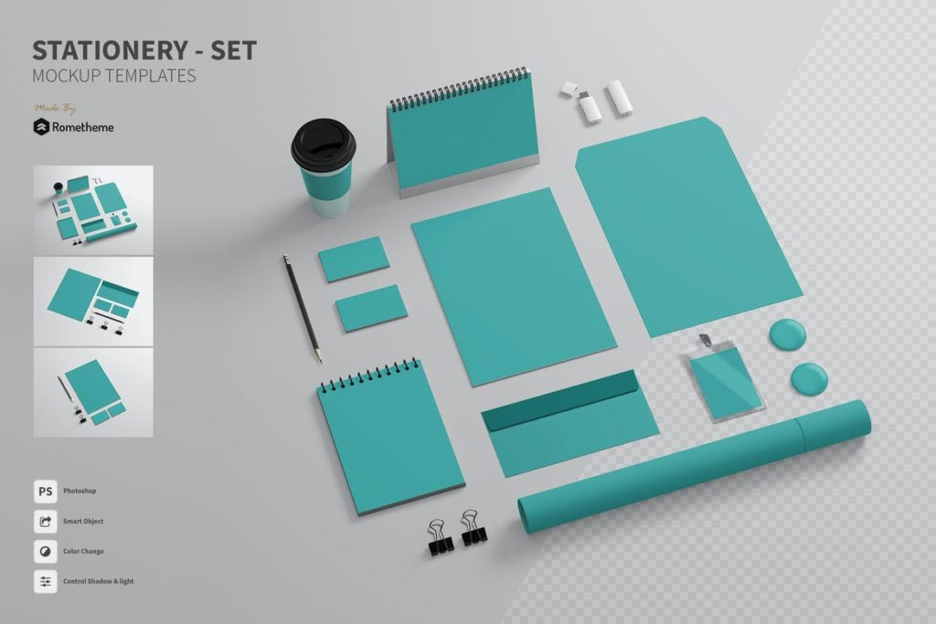 stationery-mockups-17-1024x683 20+ Stationery Mockup Templates (Free & Premium) design tips