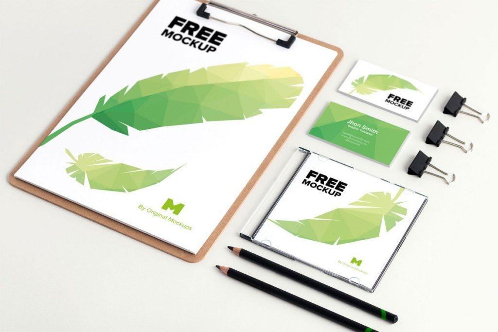 stationery-mockups-20-1024x683 20+ Stationery Mockup Templates (Free & Premium) design tips