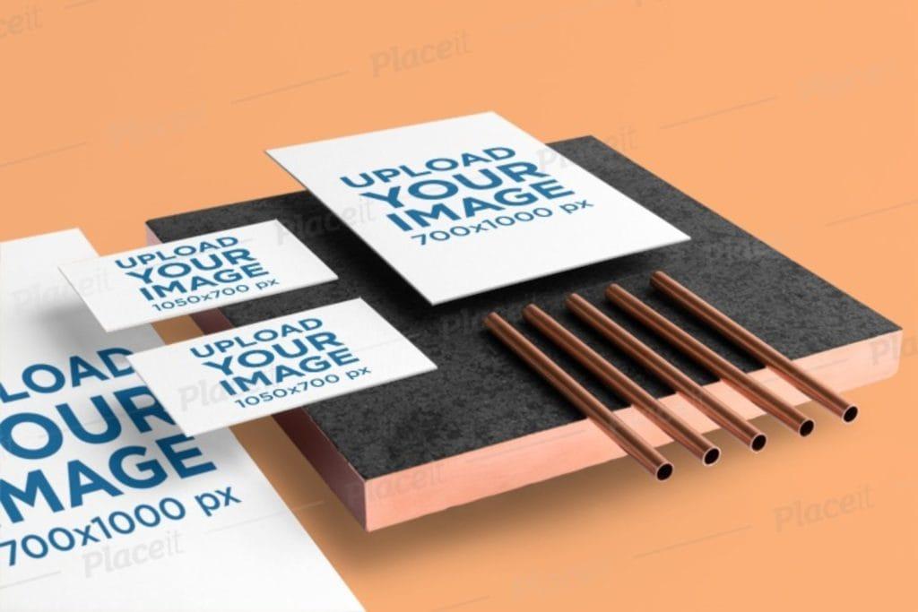 stationery-mockups-4-1024x683 20+ Stationery Mockup Templates (Free & Premium) design tips
