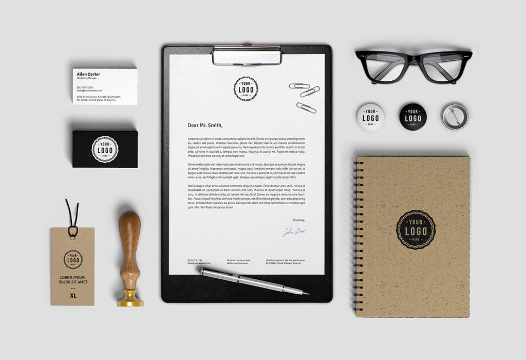 stationery-mockups-8-1024x700 20+ Stationery Mockup Templates (Free & Premium) design tips