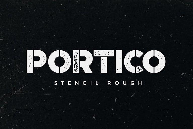 35+ Best Stencil Fonts | Design Shack